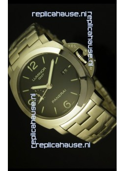 Panerai Luminor GMT PAM320 P.9001 Movement - 1:1 Ultimate Mirror Replica