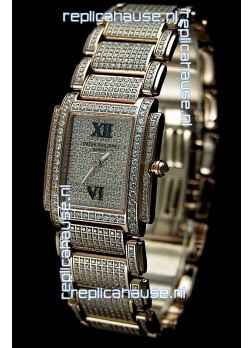 Patek Philippe Twenty Four Rose Gold Ladies Swiss Watch