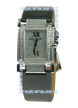 Patek Philippe Ladies Swiss Twenty 4 Siamond Watch