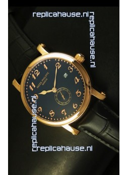 Patek Philippe Calatrava Rose Gold Watch Japanese Movement