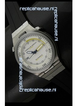 Porsche Design Diver Swiss Watch in Titanium Casing - Ultimate Mirror Replica