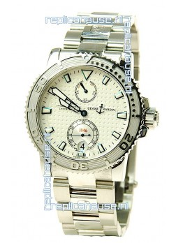Ulysse Nardin Maxi Marine Swiss Replica Watch