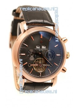 Vacheron Constantin Malte Tourbillon Japanese Replica Watch