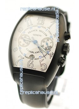 Franck Muller Casablanca Chronograph PVD Watch