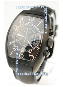 Franck Muller Casablanca Chronograph Swiss PVD Watch