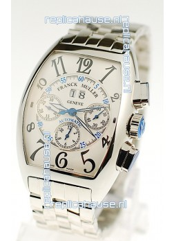 Franck Muller Casablanca Chronograph Swiss Watch