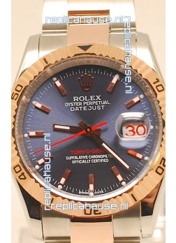 Rolex Datejust Turn-O-Graph Oyster Perpetual Swiss Replica Watch