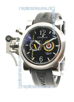 Graham Chronofighter Oversize Mark III Replica Watch