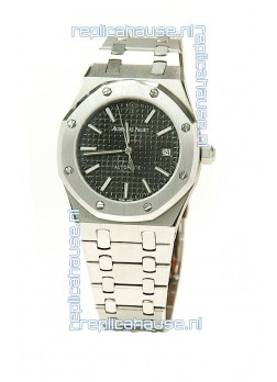 Audemars Piguet Royal Oak Swiss Replica Automatic Watch in Black Dial