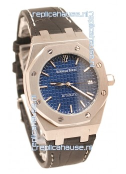 Audemars Piguet Royal Oak Offshore Swiss Replica Watch in Blue Dial