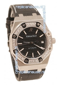 Audemars Piguet Royal Oak Steel Swiss Watch
