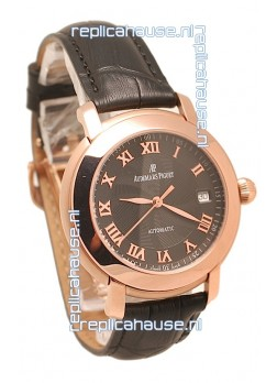 Audemars Piguet Classic Jules Swiss Automatic Rose Gold Watch
