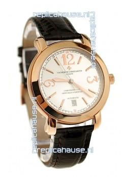Vacheron Constantin Geneve Japanese Replica Gold Watch