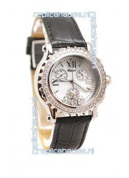 Chopard Happy Sport Ladies Swiss Watch