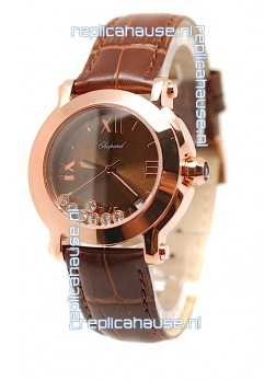 Chopard Happy Sport Swiss Ladies Watch