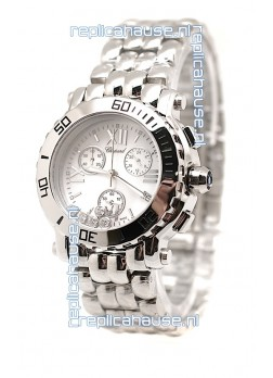 Chopard Happy Sport Swiss Ladies Steel Watch