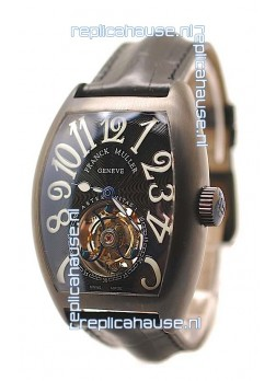 Franck Muller Aeternitas Tourbillon Swiss Replica Watch