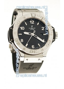 Hublot Big Bang King Swiss Replica Watch in Palladium Bezel