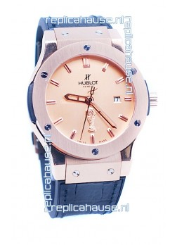 Hublot Classic Fusion Gold World Cup Special Edition Swiss Replica Watch