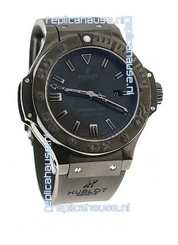 Hublot Big Bang King All Black Edition Swiss Watch