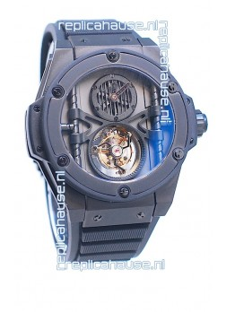 Hublot King Power Manufacture Vendome Tourbillon Swiss Watch