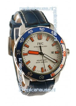 IWC Aquatimer Automatic 2000 Japanese Watch
