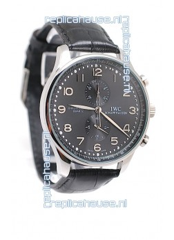 IWC Portuguese Chronograph Japanese Watch