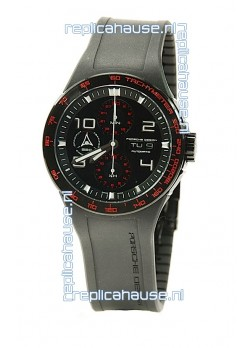 Porsche Design P'6341 Limited 336/935 Swiss Replica Watch in Black