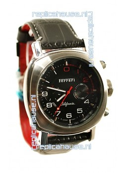 Panerai Ferrari California Flyback Japanese Watch