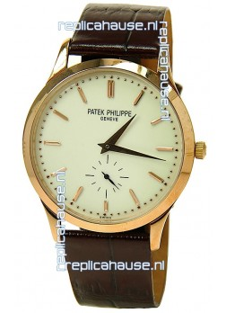 Patek Philippe Calatrava Replica Watch