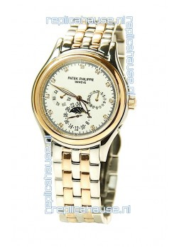 Patek Philippe Grand Complications Japanese Replica Gold Watch