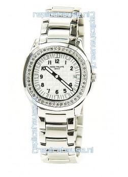 Patek Philippe Aquanaut Ladies Steel Watch