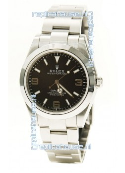 Rolex Explorer 2011 Edition Swiss Replica Watch - 1:1 Mirror Replica