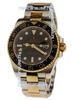 Rolex GMT Master II Two Tone Replica Watch