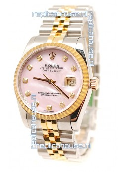 Rolex Datejust Two Tone Replica Watch