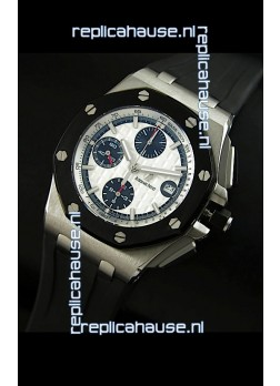 Audemars Piguet Royal Oak Offshore Swiss Replica Watch - White Dial
