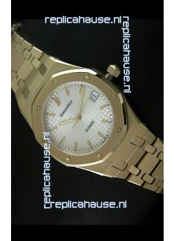 Audemars Piguet Royal Oak Swiss Watch Gold Plating - MIRROR REPLICA