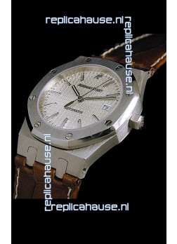Audemars Piguet Royal Oak Replica Watch in White Dial
