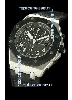 Audemars Piguet Royal Oak Offshore Ceramic Bezel - Secs hand 9 O Clock