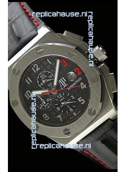 Audemars Piguet Shaq O'Neil Swiss Watch - Secs hands at 12 O Clock