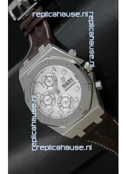 Audemars Piguet Royal Oak Offshore City of Sails Edition Swiss Watch - Secs hands at 9 O Clock