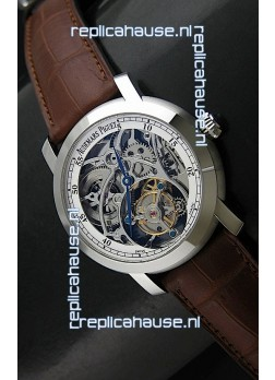 Audemars Piguet Jules Audemars Tourbillon Swiss Watch in Steel