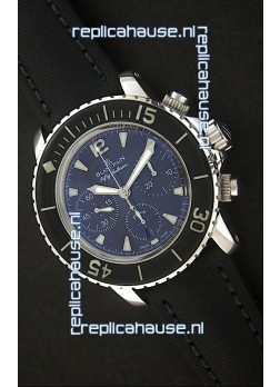 Blancpain Fifty Fathom Swiss Chronograph Replica Watch