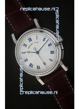 Breguet De La Marine Swiss Replica Steel Watch