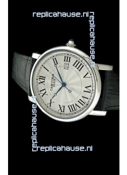 Cartier Cartier 9903 Swiss Replica Watch in White Dial