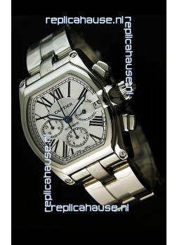 Cartier Roadster Swiss Chronograph Replica Watch - 1:1 Mirror Replica Watch