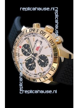 Chopard Mille Miglia GMT Swiss Replica Watch in Pink Gold