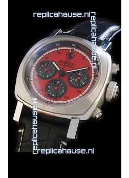 Ferrari Granturismo Swiss Replica Watch in Red Dial