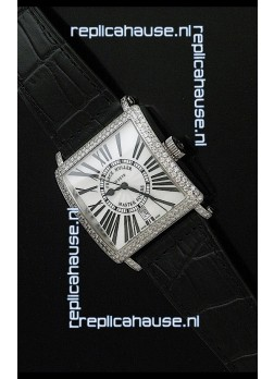 Franck muller Master Square Japanese Replica Watch