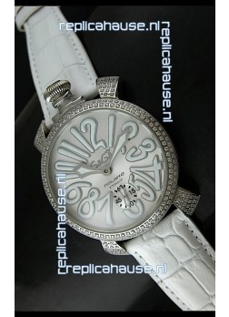 Gaga Milano Italy Manuale Replica Japanese Watch
